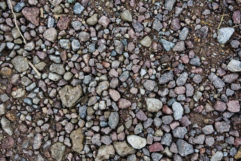 Stones and pattern royalty free stock photo