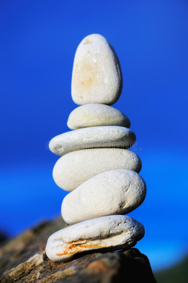 Download Stones on the rock stock photo. Image of small, coast - 23296070