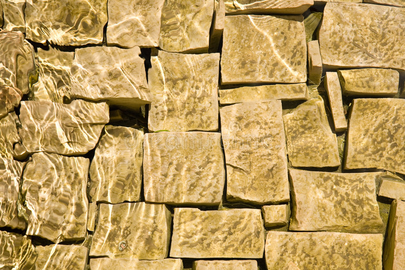 Download Stones In Stream Background/Texture Stock Photo - Image: 7698870