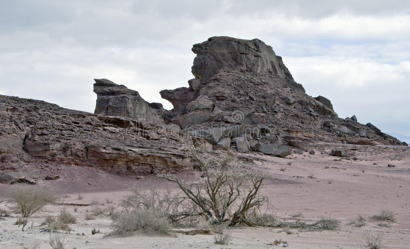 Download Stones of Timna park stock photo. Image of geology, park - 12888432