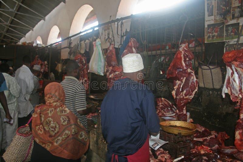 Stonetown butchery obrazy royalty free