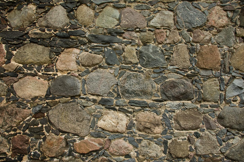 Download Stonewall stock photo. Image of fortified, brown, material - 11343032