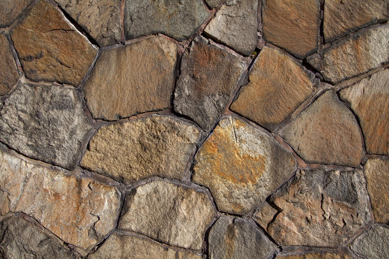 Stonewall background stock photography