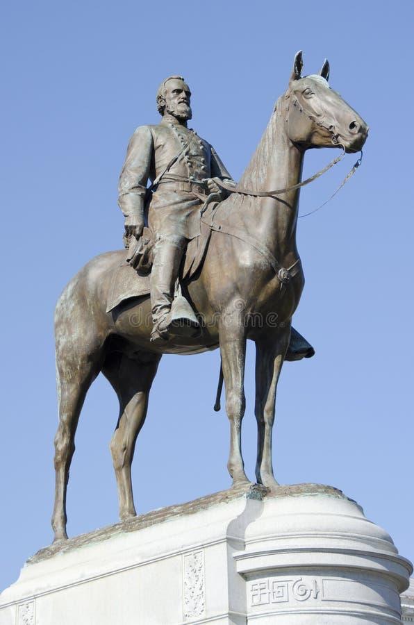 Stonewall Jackson royaltyfri foto