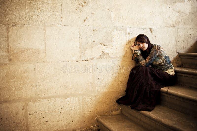 stonewall kvinnan arkivfoto