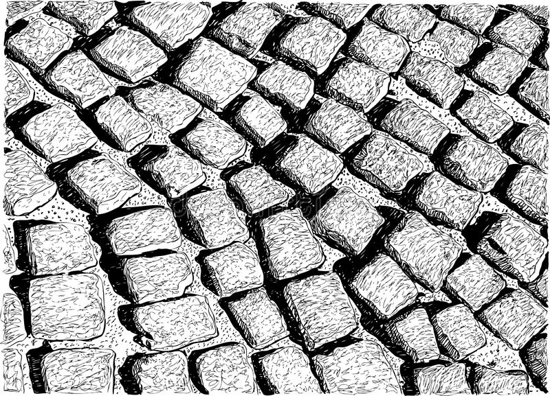 Download Stonework stock image. Image of drawing, texture, graphical - 31324289