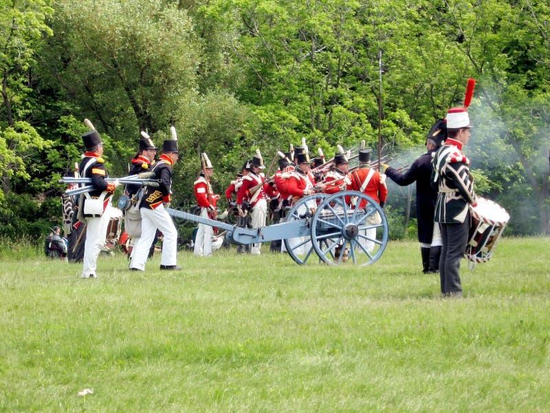 Stoney Creek Battlefield 2009 photo libre de droits
