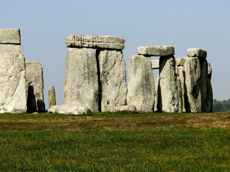 Stonhenge岩石 免版税库存图片