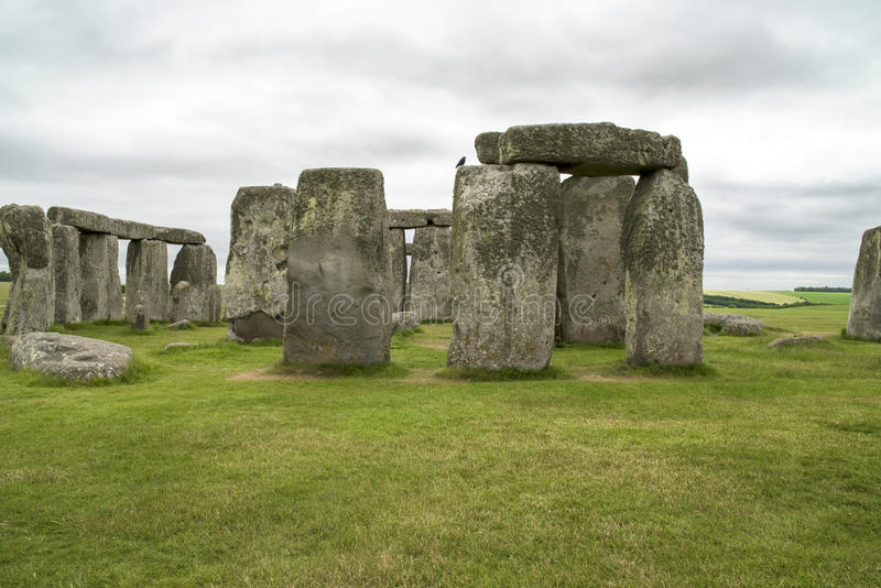 Stonhenge photo stock