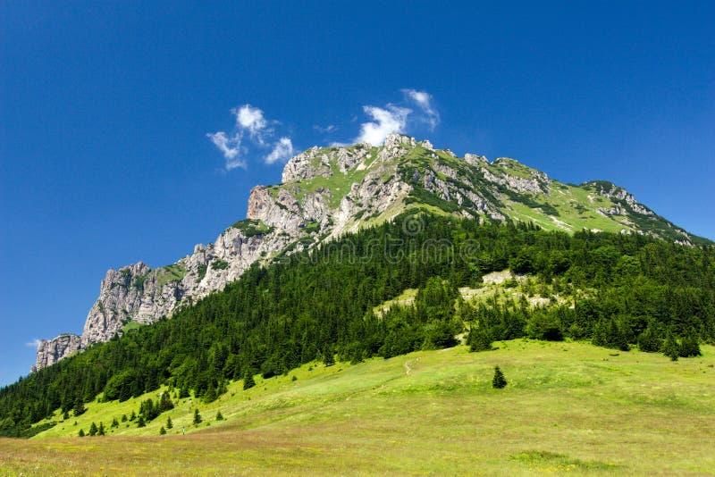 Download Stony Peak And Blue Sky Stock Image - Image: 10399221