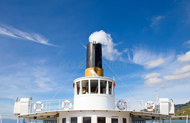 Stoomboot royalty-vrije stock fotografie