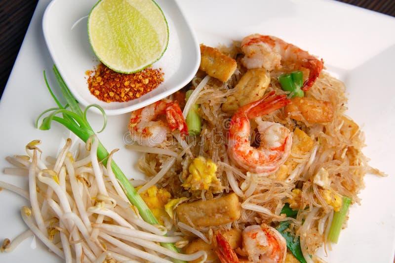 Stootkussen Thai royalty-vrije stock foto's