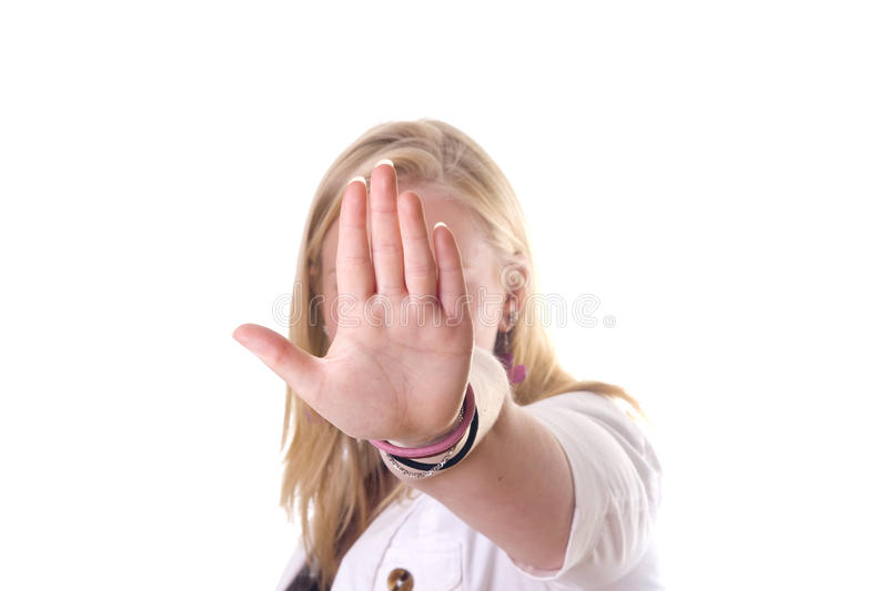 Download Stop stock image. Image of isolated, bullying, late, background - 20120681