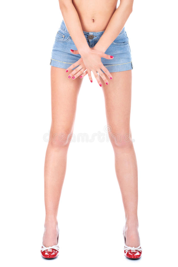 Download Stop stock image. Image of shoes, babe, isolated, body - 22834453
