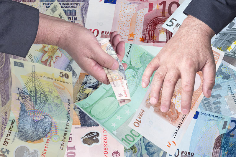 Download Stop bribery stock photo. Image of dollars, prohibited - 28935358