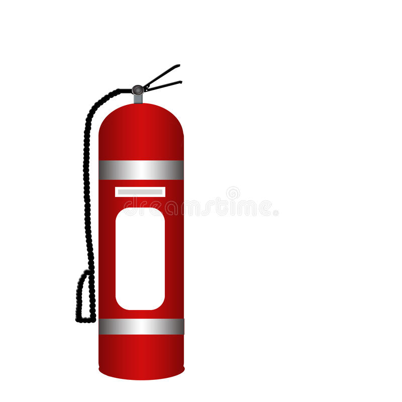 Download Stop the fire stock illustration. Image of caution, abstract - 9993555