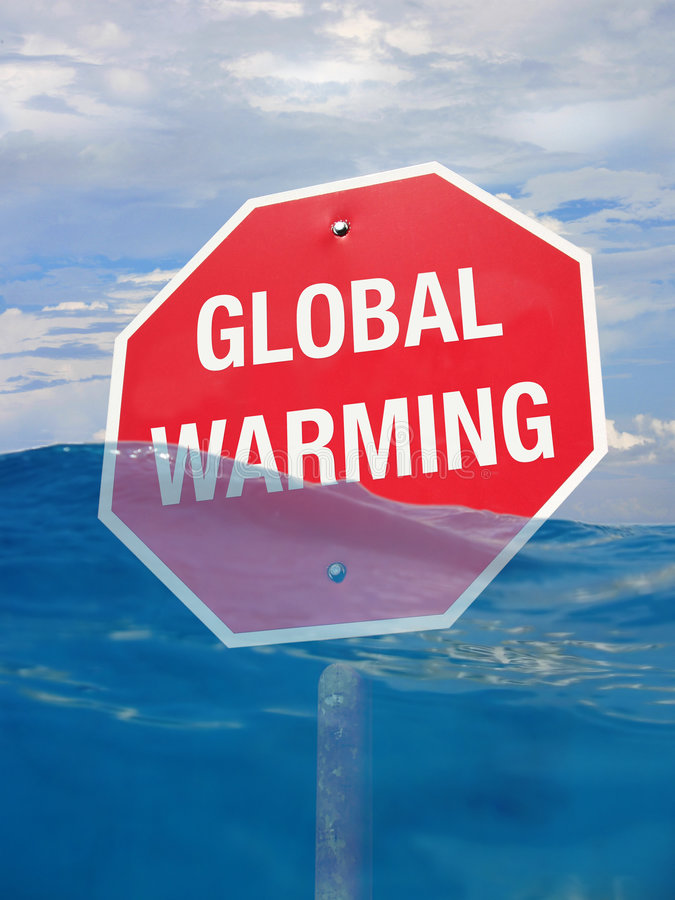 Free Stop Global Warming Royalty Free Stock Photography - 324077