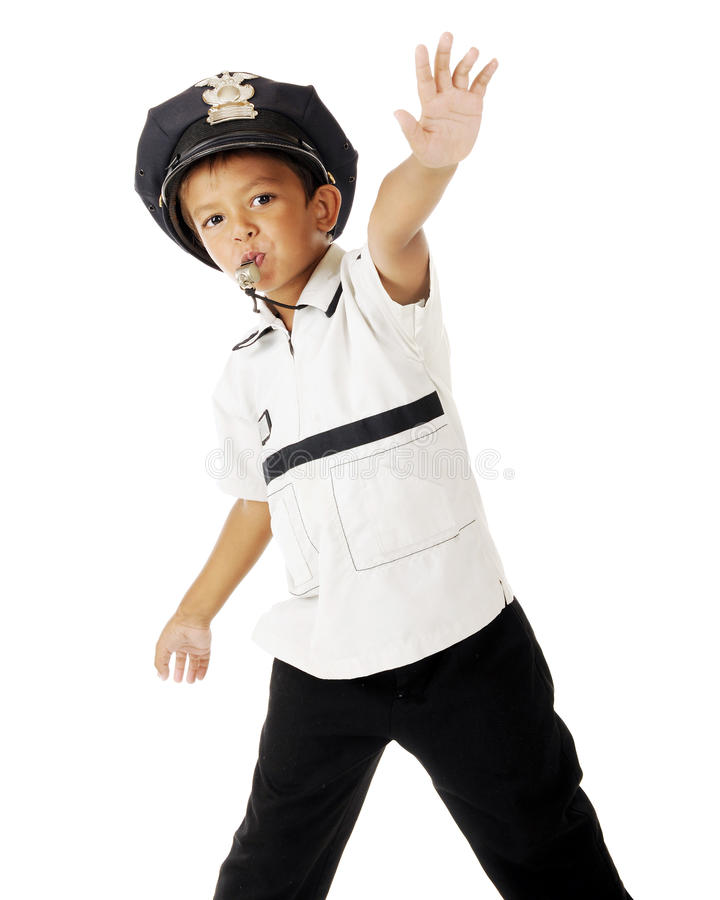 Download Stop!  And I Mean It! stock image. Image of child, stop - 22322199