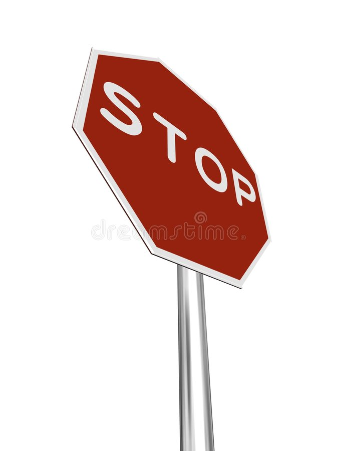Free STOP Sign Stock Images - 3360084