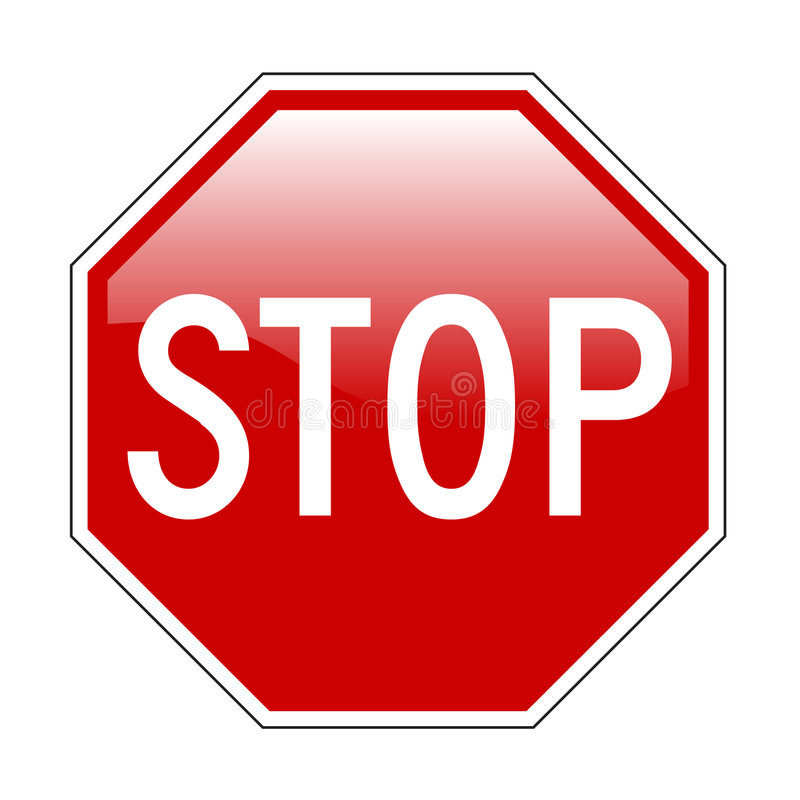 Free Stop Sign Stock Image - 7475681