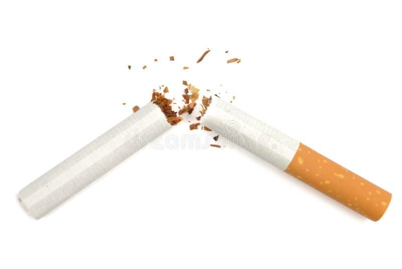 Download Stop Smoking stock photo. Image of inhale, cutout, broken - 10301968