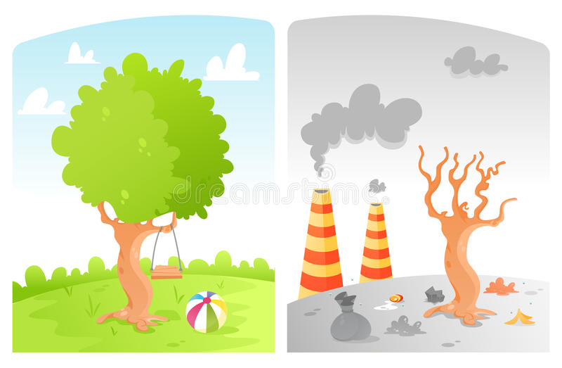 Download Stop smoking stock vector. Image of dust, environmental - 14885763
