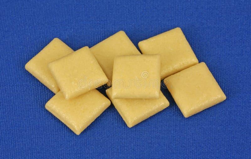 Stop Smoking Gum Layered. Eight pieces prescription stop smoking gum layered stock images