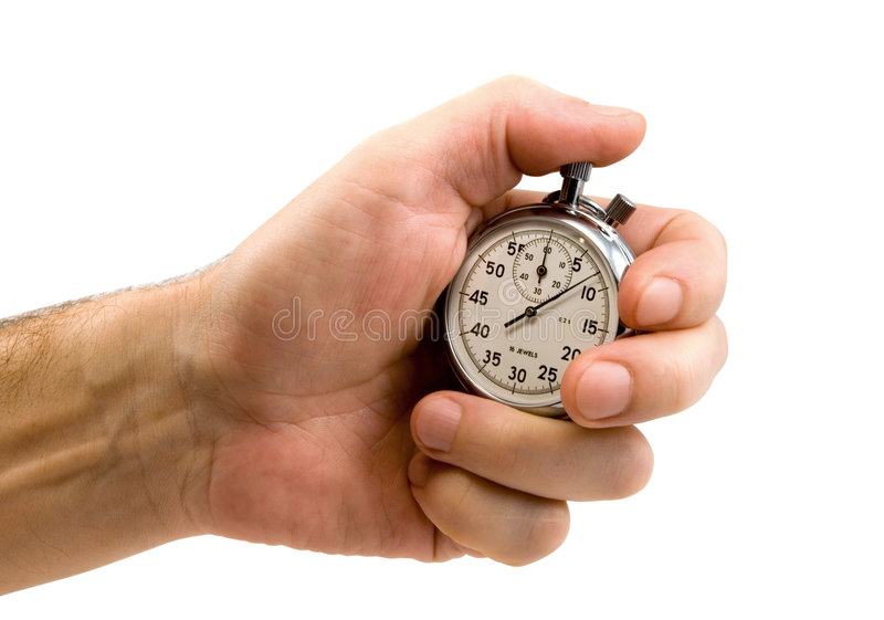Download Stop-watch Royalty Free Stock Photo - Image: 1918615