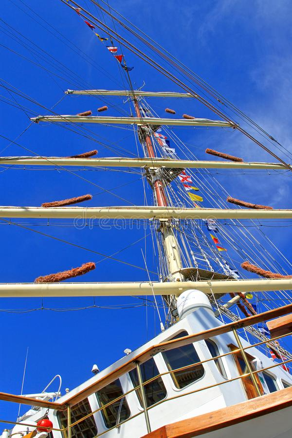 Stopover in Sete – Maritime Traditions Festival stock photos