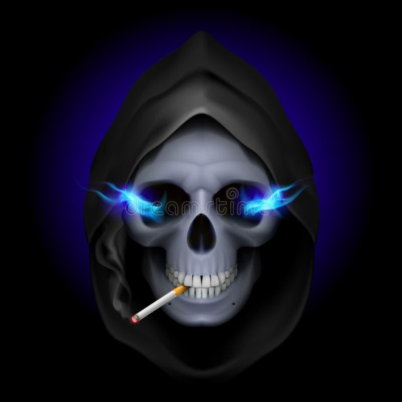 Stoppa att röka. vektor illustrationer