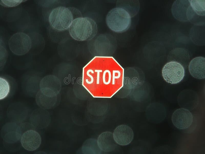Stoppa och gå för det! royaltyfria foton