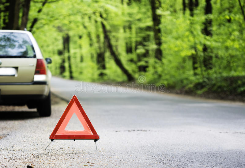 Download Stopped  car stock photo. Image of stopped, nature, problem - 24341514