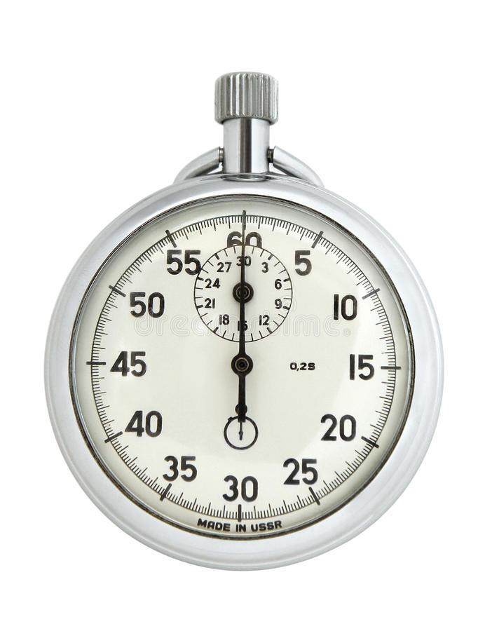 Download Stopwatch Royalty Free Stock Photos - Image: 14585868