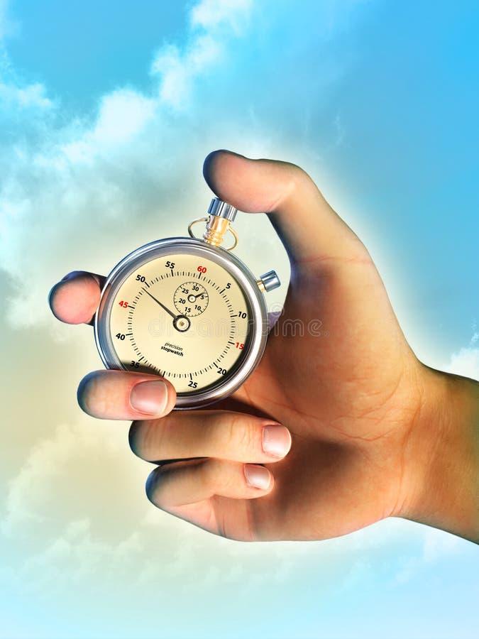 stopwatch ilustracji