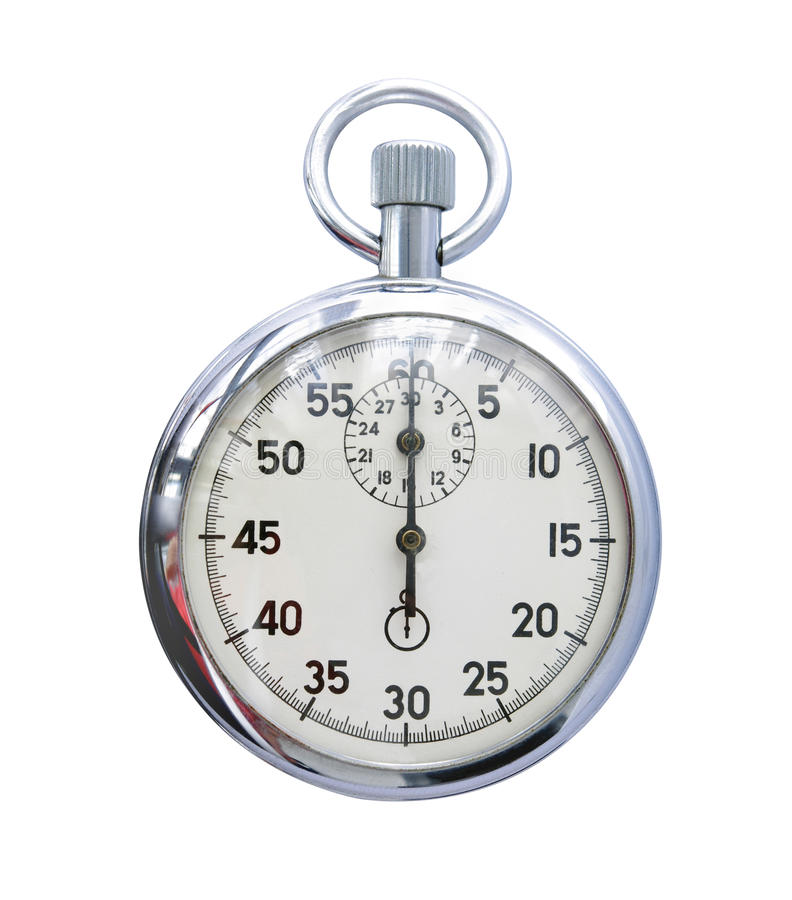 Download Stopwatch stock photo. Image of chrome, render, object - 29297480