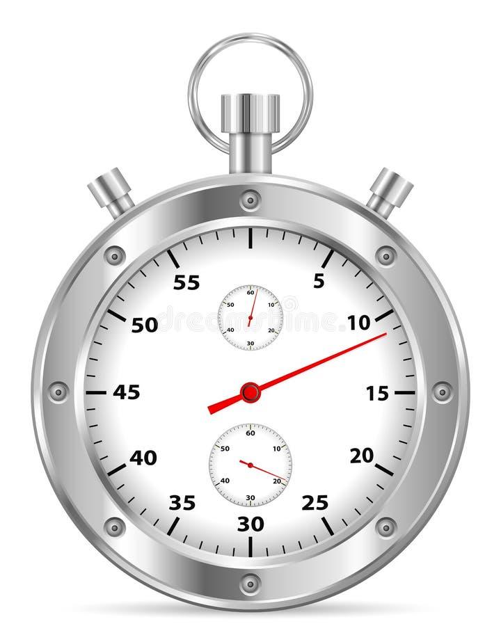 Stopwatch royalty ilustracja