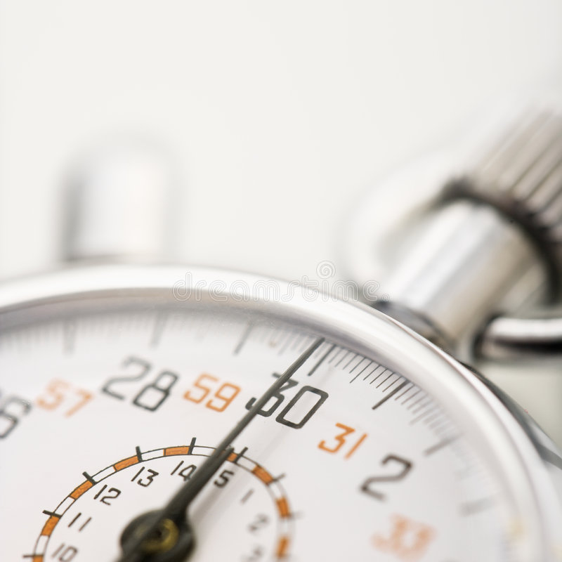 Free Stopwatch. Royalty Free Stock Images - 3531949