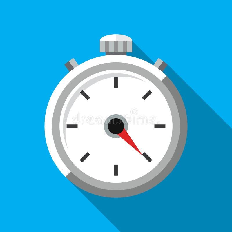stopwatch illustrazione di stock