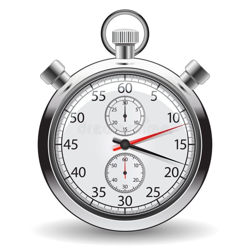 stopwatch illustrazione vettoriale