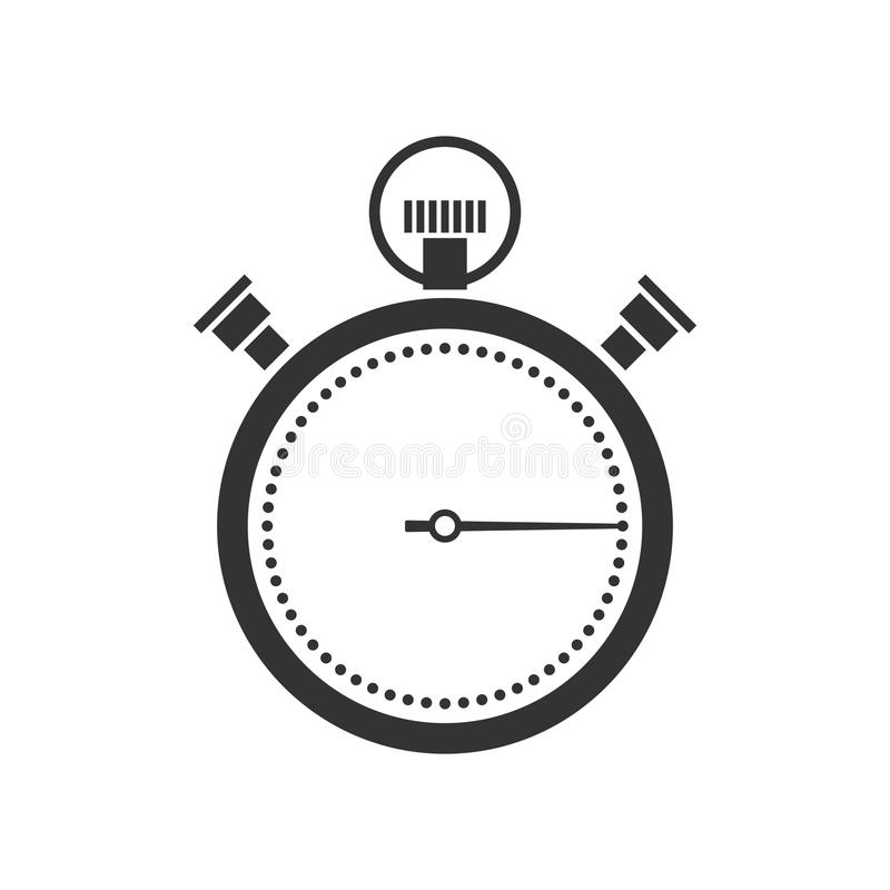 Free Stopwatch Or Chronometer Icon Stock Images - 37923064