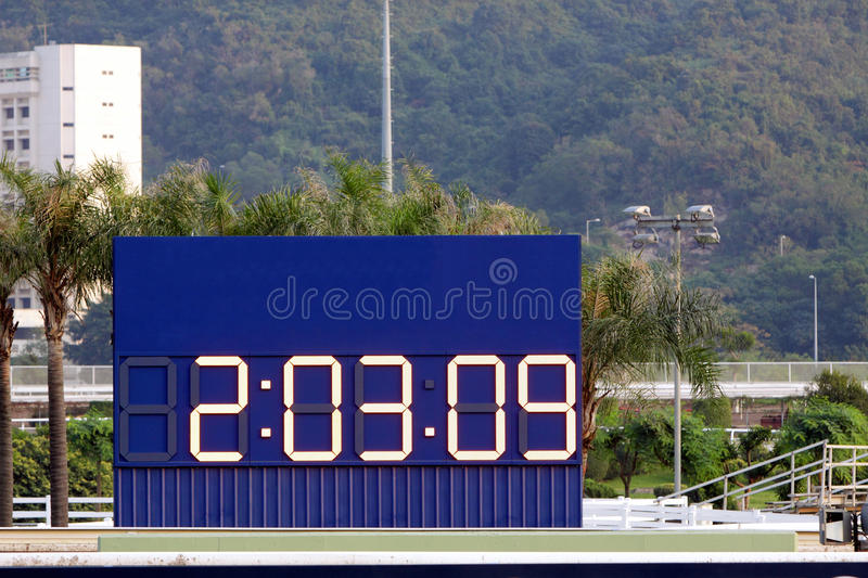 Download Stopwatch Timer stock image. Image of outdoor, sport - 28132841