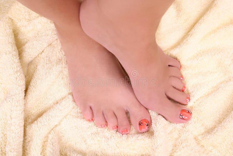 stopy s kobiety zdjęcia stock