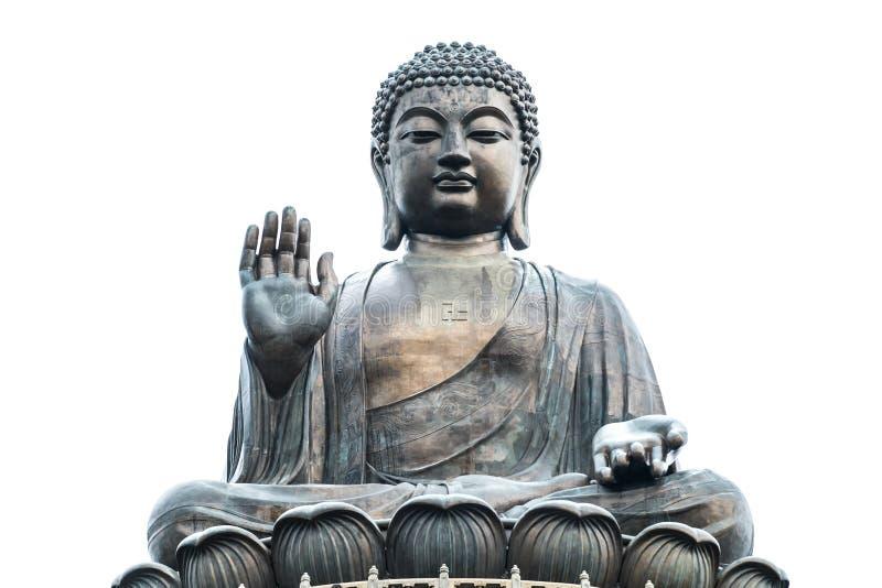 Stor Buddha royaltyfria bilder