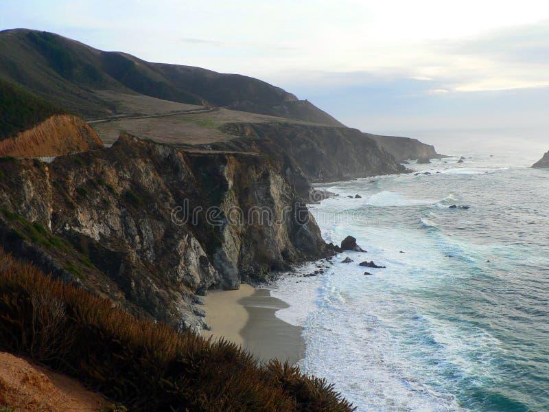 stor Kalifornien sur royaltyfri foto