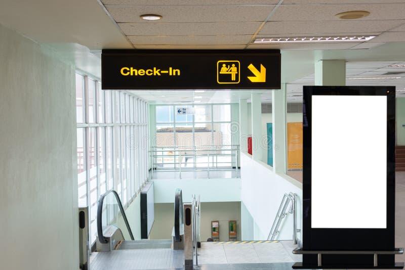 Stor LCD-annonsering f?r bakgrund royaltyfri bild