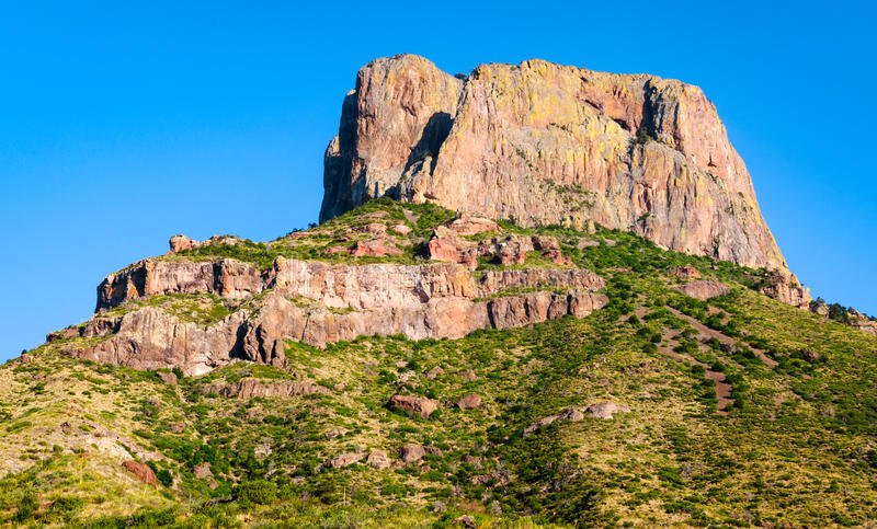 stor nationalpark för böjning royaltyfria bilder