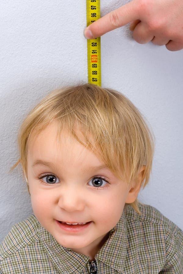 stor pojke royaltyfri fotografi