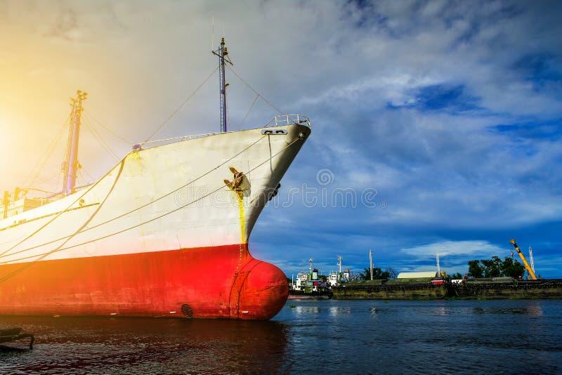 stor ship för last arkivfoton