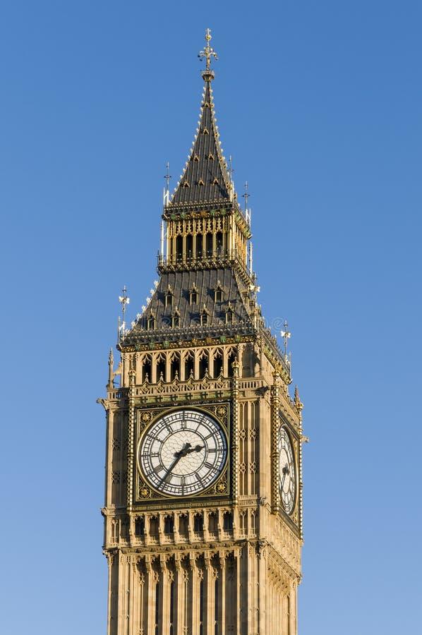 Stora Ben London royaltyfria foton
