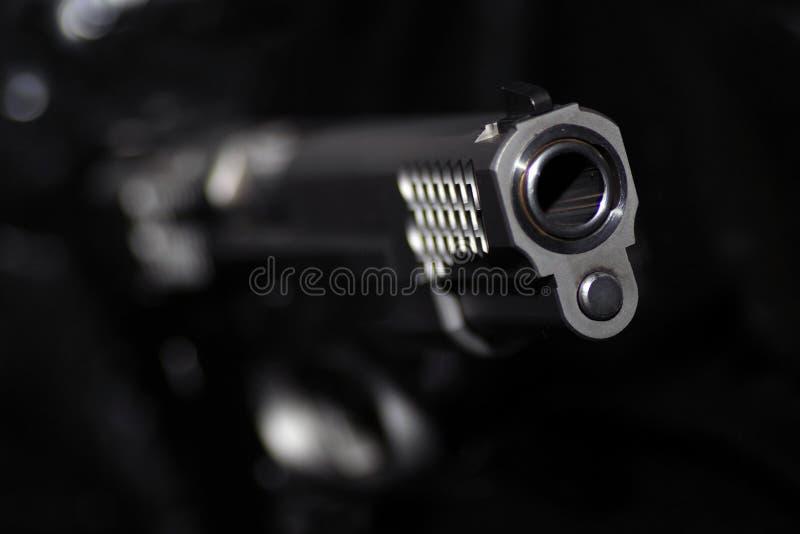 Stora kalibervapensmed och Wesson royaltyfri fotografi